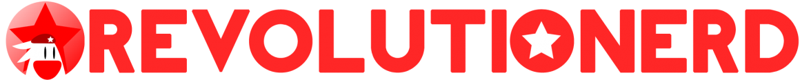 RevolutioNerd Logo